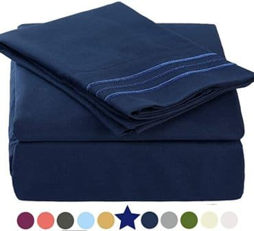 100% pure cotton sheets from Tekamon