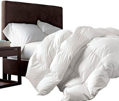 All Season Down Alternative Comforter from GrayEagle Bedding Co.