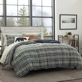 Eddie Bauer Rugged Collection Down Alternative Comforter