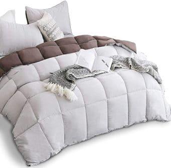 KASENTEX Down Alternative Quilted Comforter Set