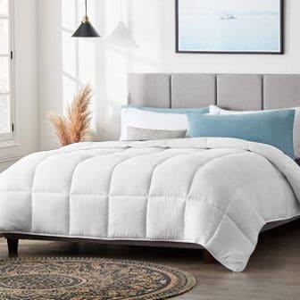 LUCID Microfiber Comforter