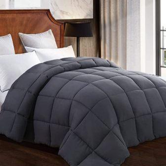 SOPAT Goose Down Alternative Comforter