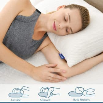 Top 15 Best Cooling Pillows in 2020
