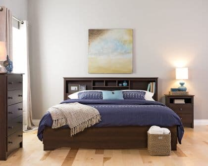 Top 15 Best King Bed Frames with Storage - Guide & Reviews 2020