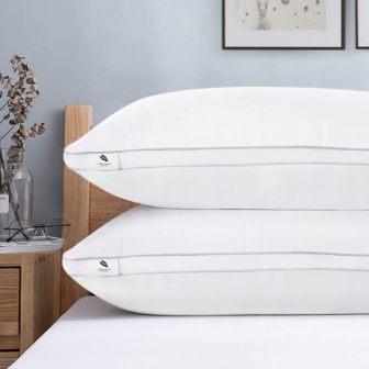 2-pillow down alternative king-size pillow by viewstar