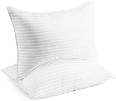Beckham Hotel Collection Gusset Gel Pillow