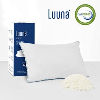 Luuna Original Adjustable Pillow