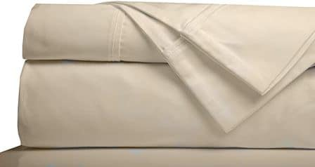 Minor Monkey Egyptian Cotton Solid Bed Sheet