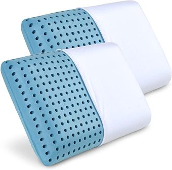 PharMeDoc Cooling Blue Pillow - Pack of Two