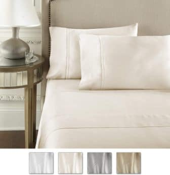 Pure Parima Luxury Egyptian Cotton Bed Sheets
