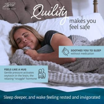 Quility Weighted Blanket Review 2020