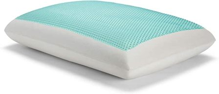 Sealy essentials Cool Gel Pillow with Cutout cover