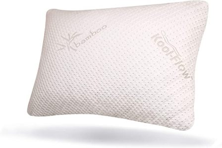 Snuggle-Pedic Original Bamboo Shredded Memory Foam Pillow