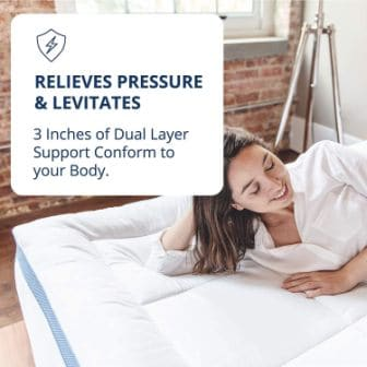 Top 7 ViscoSoft Mattress Toppers Reviews in 2020