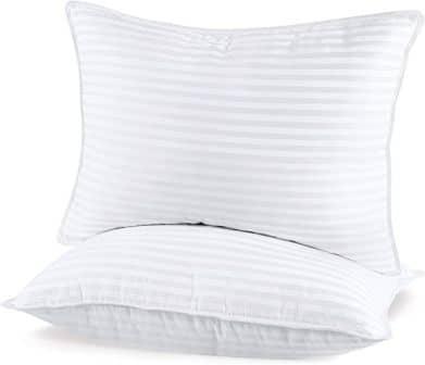 Utopia Bedding Queen Pillow – Set of 2