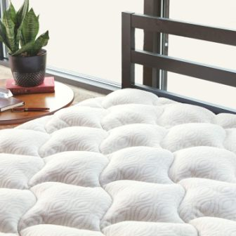 ViscoSoft Copper Pillow Top Mattress Topper
