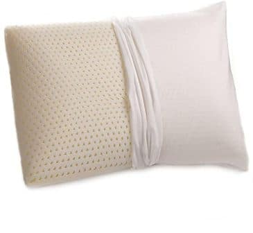 100% Talalay natural latex pillow by OrganicTextiles Store