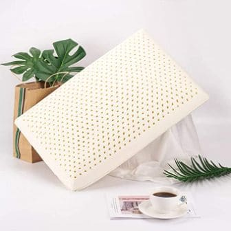 100% organic natural latex pillow by Talatex