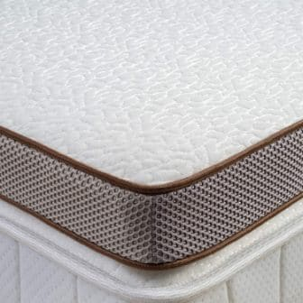 2-inch CertiPUR-US certified premium mattress topper by BedStory