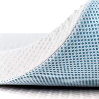 3-inch mattress topper by subrtex