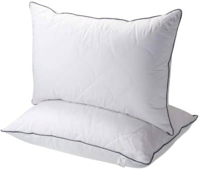 Sable Hotel Quality Down Alternative Pillow