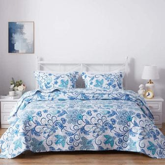 SunStyle 3-Piece Coverlet Set