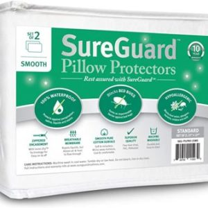 SureGuard Standard Pillow Protectors