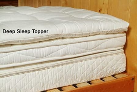 Top 12 Best Wool Mattress Toppers in 2020