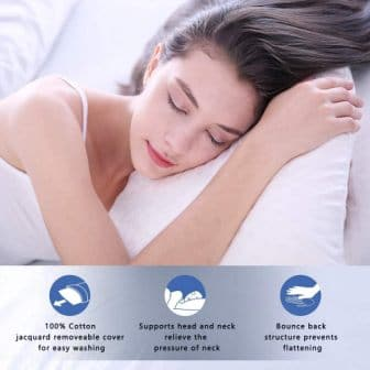 Top 15 Best Natural Latex Pillows - Complete Guide 2020