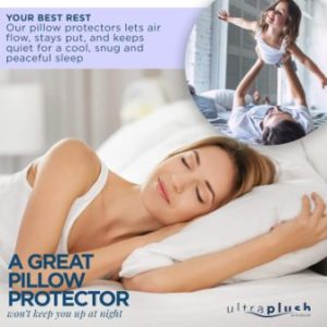 Top 15 Best Pillow Protectors - Guide & Reviews 2020