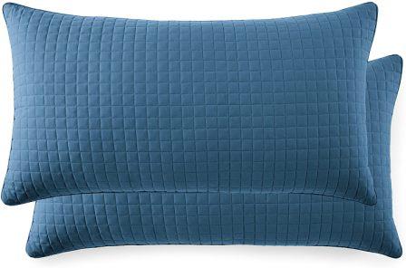 Vilano Springs pillow shams from SouthShore linens