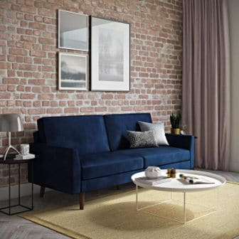Top 15 Best Velvet Futons - Detailed Guide and Reviews 2020
