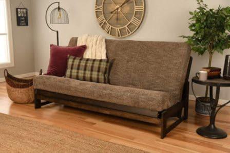 Kodiak Aspen Futon Set Best Large Sitting Space